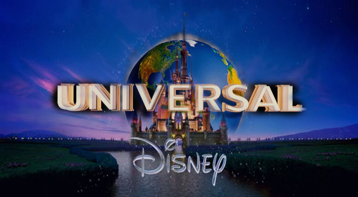 Image result for disney and universal
